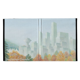 Vancouver iPad Case Vancouver Art Gift Custom