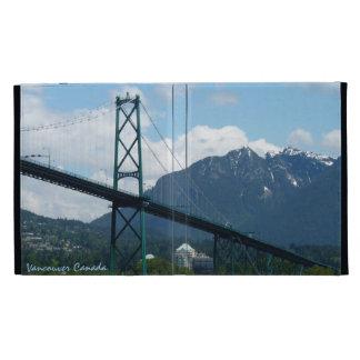 Vancouver iPad Case Vancouver Souvenir Gift Custom