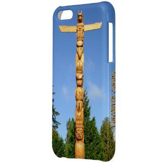 Vancouver iPhone 5 Case Totem Pole Souvenir