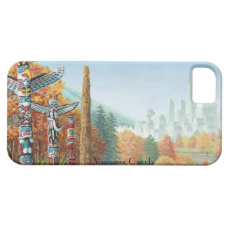 Vancouver iPhone 5 Case Vancouver Totem Pole Gifts