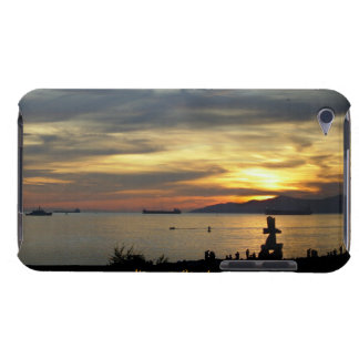 Vancouver iPod Case Vancouver Sunset Gifts