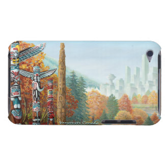 Vancouver iPod Touch Case Personalized Case