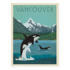Vancouver Island | Killer Whales Postcard