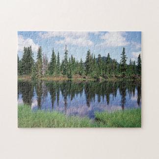 Vancouver Island, Strathcona Provincial Park 2 Jigsaw Puzzle