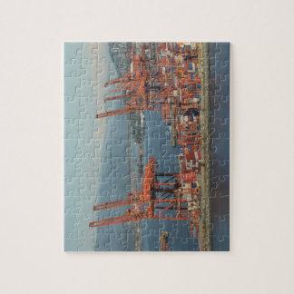 Vancouver Port Puzzle