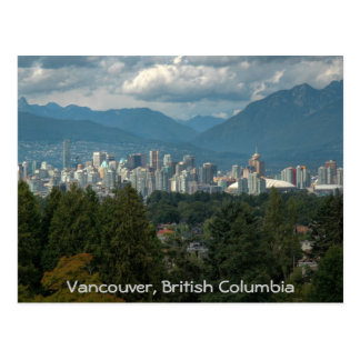 Vancouver Post Card