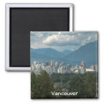 Vancouver Refrigerator Magnet