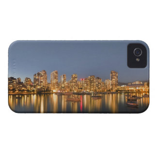 Vancouver skyline Case-Mate iPhone 4 cases