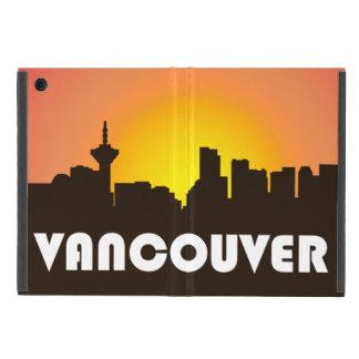 """Vancouver Skyline"" iPad Mini case"