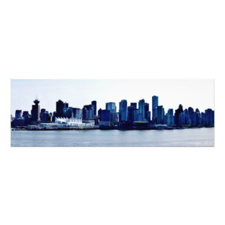 Vancouver Skyline Photo
