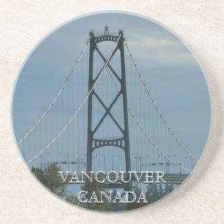 Vancouver Souvenir Coasters Lions Gate Coasters