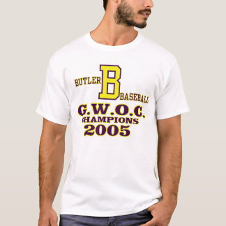 Vandalia-Butler Baseball 10 Consecutive Titles T-Shirt