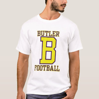 Vandalia-Butler Football Schedule Design #2 T-Shirt