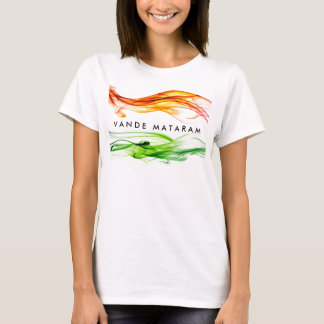 Vande Mataram Colors of India T-Shirt