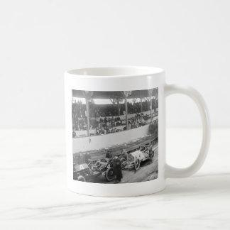 Vanderbilt Cup, 1908 Basic White Mug