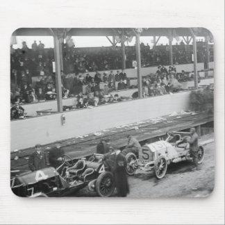 Vanderbilt Cup 1908 Mousepad