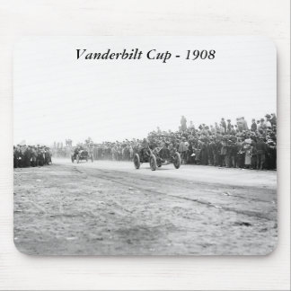 Vanderbilt Cup Auto Race, early 1900s Mouse Pad