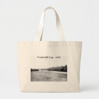 Vanderbilt Cup Auto Race, early 1900s Tote Bag