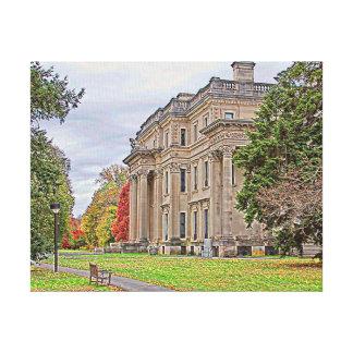 Vanderbuilt Mansion Canvas Print