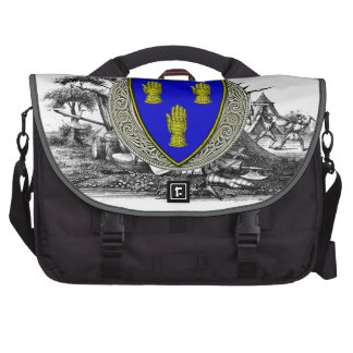 Vane Family Arms Laptop Bags