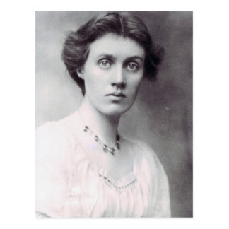 Vanessa Bell, 1902 Postcard