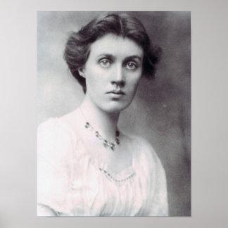 Vanessa Bell, 1902 Poster