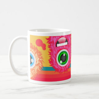 Vaneztastic furry monsters Mug