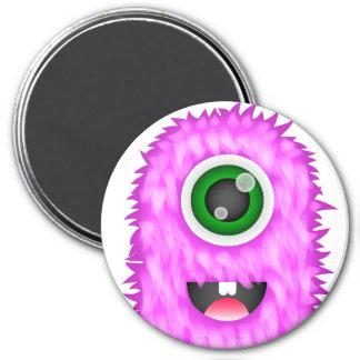 Vaneztastic pink monster magnet