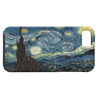 Vangogh Starry Night iPhone 5 Case