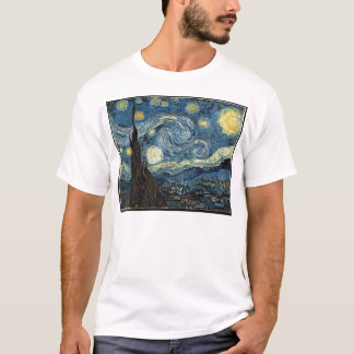 Vangogh Starry Night T-Shirt
