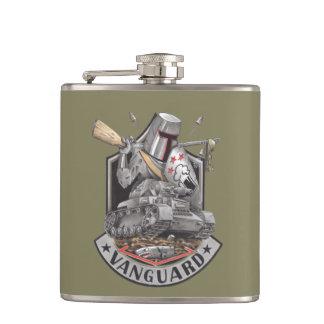 Vanguard Hip Flask