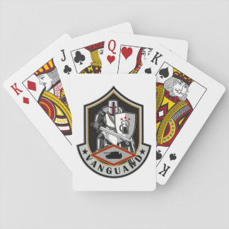 Vanguard Playing Cards