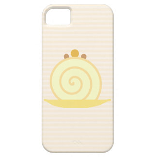 Vanilla Cake. Barely There iPhone 5 Case