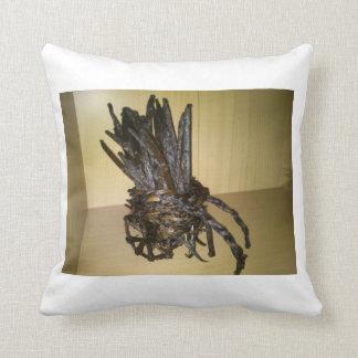 Vanilla Exotic Pillow Throw Cushion