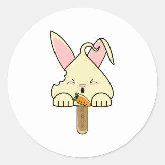 Vanilla Hopdrop Bitten Pop Sticker