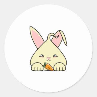 Vanilla Hopdrop Round Sticker