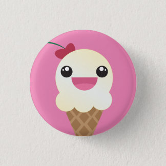 Vanilla Ice Cream Button