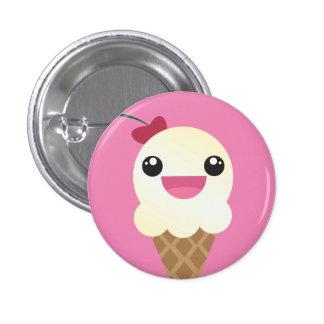 Vanilla Ice Cream Button