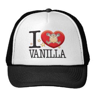 Vanilla Love Man Cap