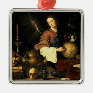 Vanitas, c.1634 christmas ornament