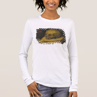 Vanitas, c.1644 (oil on canvas) long sleeve T-Shirt
