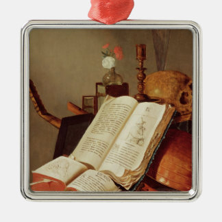 Vanitas Still Life Christmas Ornament