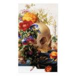 Vanitas - The Skull Business Cards