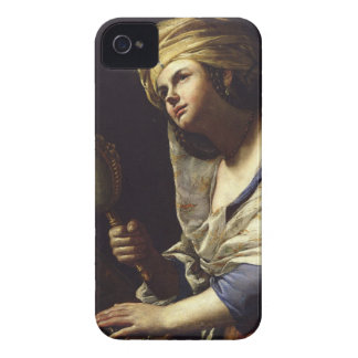 Vanity, c.1650-70 (oil on canvas) iPhone 4 covers