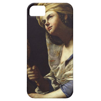 Vanity, c.1650-70 (oil on canvas) iPhone 5 cover