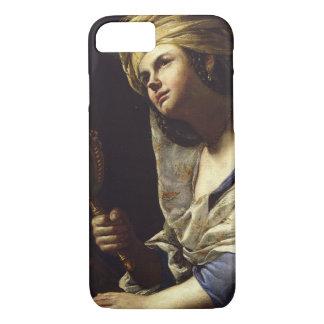 Vanity, c.1650-70 (oil on canvas) iPhone 8/7 case