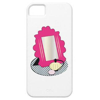 Vanity Mirror Base iPhone 5 Case