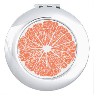 Vanity Mirror - Grapefruit to Suit