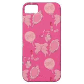 Vanity Pink Girly iphone 5 Phone Case