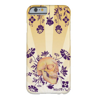 Vanity Skull Barely There iPhone 6 Case